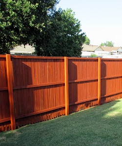 Fence Contractor - Repair - After 01