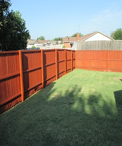 Fence Contractor - Repair - After 02